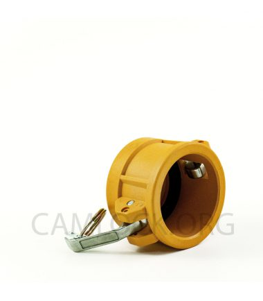Type DC Nylon Camlock Fitting - Female End Coupler