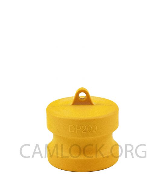 Type DP Nylon Camlock Fitting - Male End Coupler