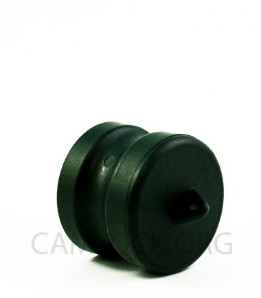 Type DP Polypropylene Camlock Coupler - Male End Coupler