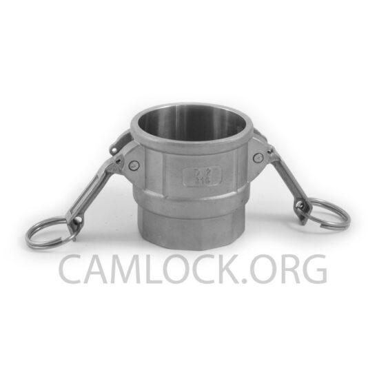 Type D SS316 Camlock Coupler