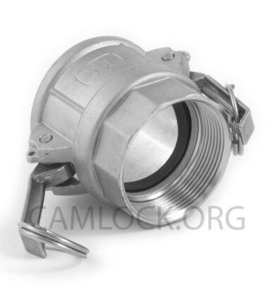Камлок соединитель из нержавеющей стали тип D 50mm D200SS