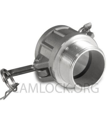 Camlock Aluminium type B 50mm D200AL