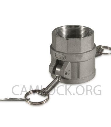 Camlock Aluminium type D 50mm D200AL