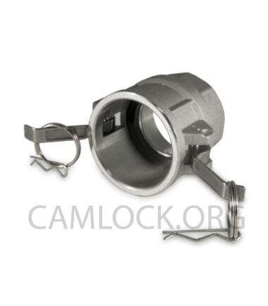 Camlock Alumiinium tüüp D 50mm D200AL