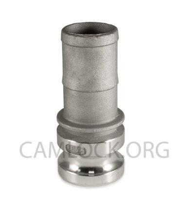 Camlock Aluminium type E 50mm D200AL